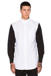 Zanerobe Eight Foot Shirt Black And White