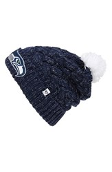 Junior Women's 47 Brand 'Seattle Seahawks' Pom Beanie