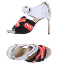 Preen Footwear Sandals Women Black