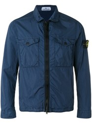Stone Island Shell Jacket Blue