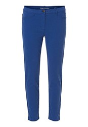 Betty Barclay Cropped Jeans Blue