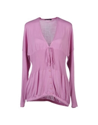 Tua Nua Cardigans Light Purple