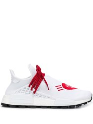 Adidas By Pharrell Williams Human Made Sneakers White