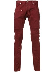 Mr. Completely Super Skinny Jeans Red