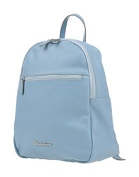 Braccialini Backpacks And Fanny Packs Sky Blue