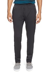 Lacoste 'Sport' Ultra Dry Stretch Performance Track Pants Black