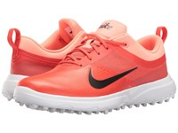 Nike Akamai Max Orange Black Lava Glow Women's Golf Shoes