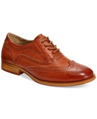 Wanted Babe Lace Up Oxfords Women's Shoes Tan