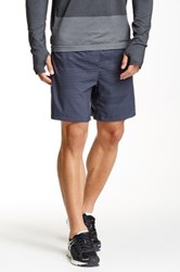 Brooks 7In 2 In 1 Short Gray