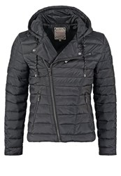 Kaporal Biker Light Jacket Black