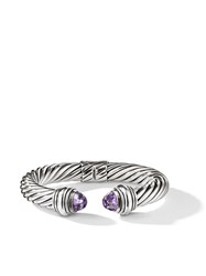 David Yurman Cable Classics Amethyst 10Mm Cuff Ssaam