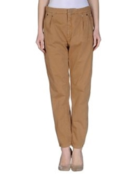 7 For All Mankind Casual Pants Camel