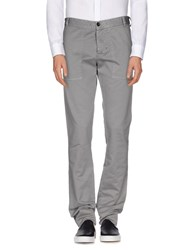 Master Coat Trousers Casual Trousers Men Light Grey