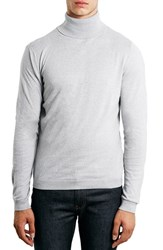 Men's Topman Cotton Turtleneck Sweater