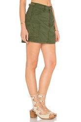 G Star Rovic Skirt Green