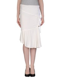 Roberto Cavalli Skirts Knee Length Skirts Women