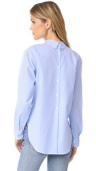 Rag And Bone Calder Top Baby Blue
