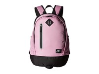 Nike Young Athletes Cheyenne Solid Backpack Orchid Black Matte Silver Backpack Bags Pink