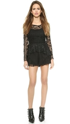 Reverse Julianne Romper Black