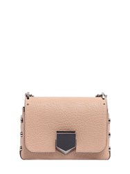 Jimmy Choo Lockett Petite Embossed Leather Bag
