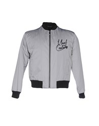 Mnml Couture Jackets Light Grey