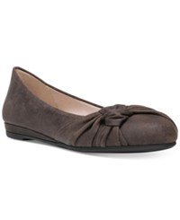 Fergalicious Sloane Ballet Flats Women's Shoes Dark Brown