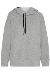 Koral Cotton Terry Hoodie Gray