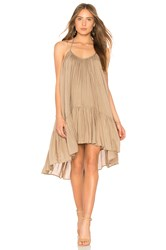 Riller And Fount Nena Dress Taupe