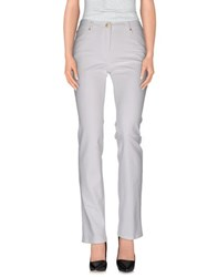Clips Trousers Casual Trousers Women Ivory