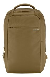 Incase Designs Men's Icon Lite Backpack Metallic Bronze
