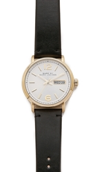 Marc By Marc Jacobs Fergus 42Mm Watch Black White