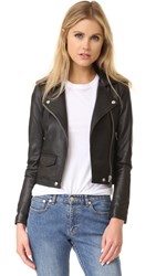 Iro Ashville Leather Jacket Black