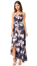 Yumi Kim Rush Hour Maxi Dress Rosewood