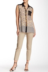 Kenneth Cole Hayley Pant Beige