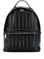 Marc Ellis Quilted Effect Backpack 60