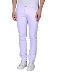 Etro Denim Pants Lilac