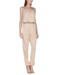 Guess By Marciano Jumpsuits Beige