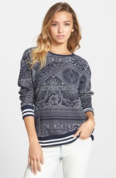 Element 'Wild Things' Fleece Pullover Multi