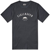 Fjall Raven Fjallraven Trekking Equipment Tee Blue