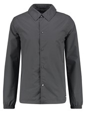 Dickies Torrance Summer Jacket Charcoal Dark Grey