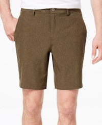 32 Degrees Men's 9 Shorts Olive