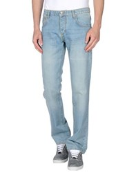 Ice Iceberg Denim Denim Trousers Men