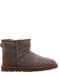 Ugg Classic Mini Donegal Tweed Boots