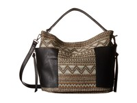 Steve Madden Bkoltt Hobo Tan Straw Hobo Handbags