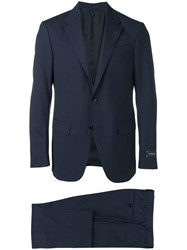 Gabriele Pasini Two Piece Suit Blue
