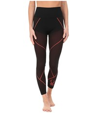 Spyder Olympian Pants Black Bryte Pink Women's Workout