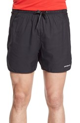 Men's Patagonia 'Strider Pro' Stretch Woven Running Shorts Black