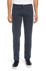 Ag Jeans Tellis Slim Fit Five Pocket Pants Blue Vault