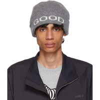 Paul Smith Ps By Grey 'Good' Beanie