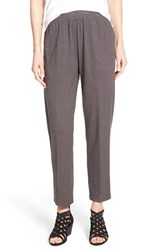 Women's Eileen Fisher Hemp And Organic Cotton Tapered Ankle Pants